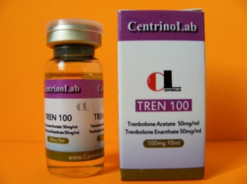 Tren 100 Trenbolone Acetate / Enanthate 100mg*10ml