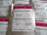 Dianabol Methanabol 10mg/100pills Made in German