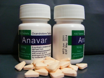 Made in China Oxandrolone Tablets (ANAVAR) 10mgx100pills