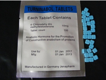 Made in Germany Turninabol